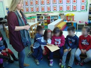 Τα παιδιά γνωρίζουν τη γραφή Braille