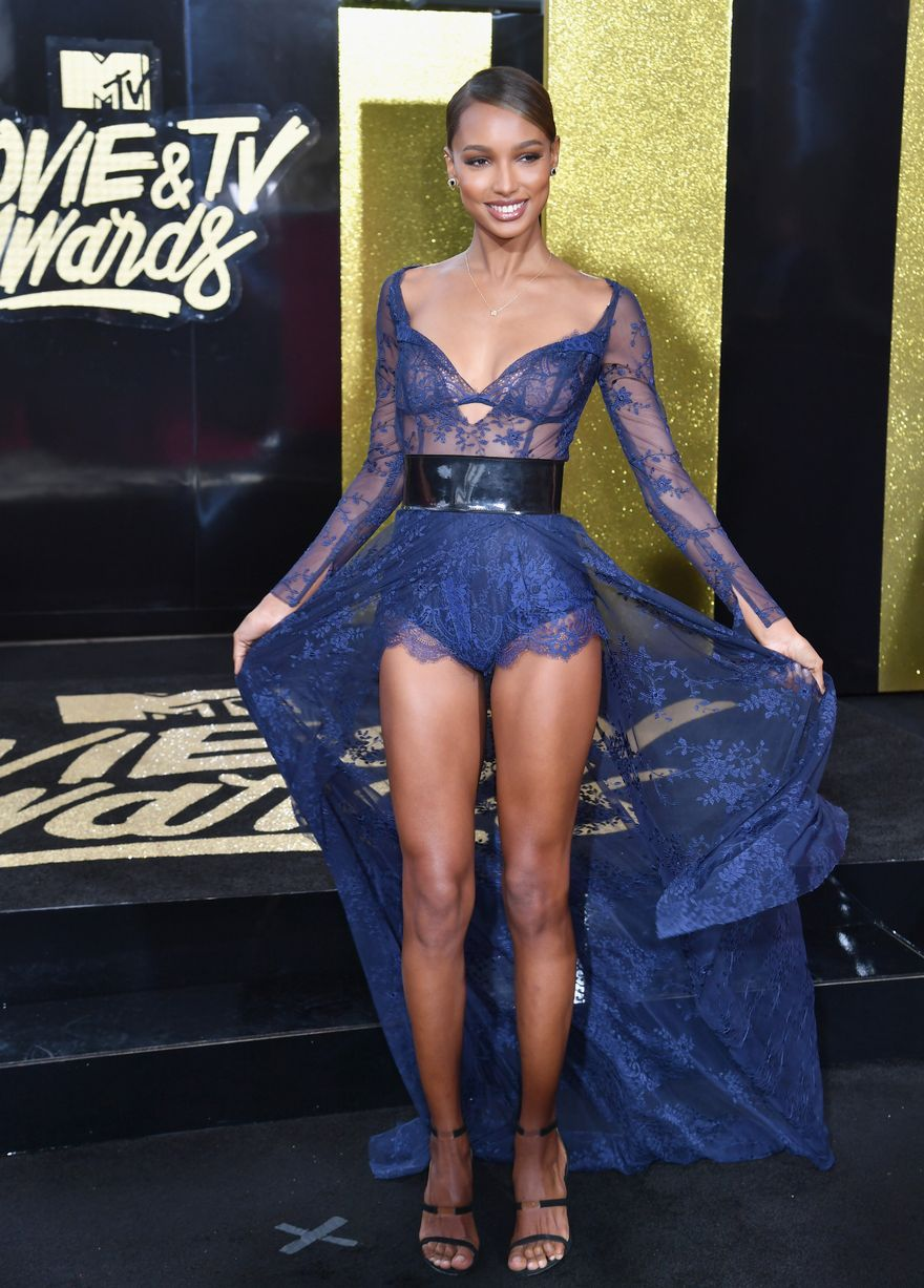 mtv movie awards 2017 jasmine tookes