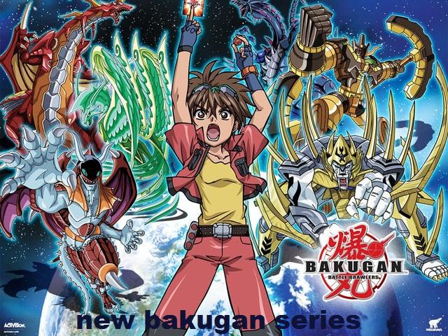 new bakugan series 2017