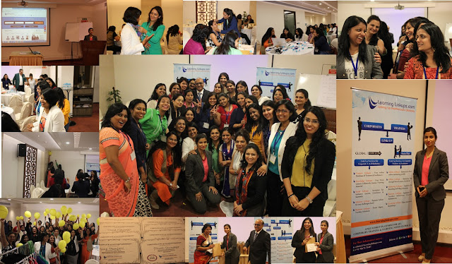 HR Professionals were spellbound at the Women Power Event