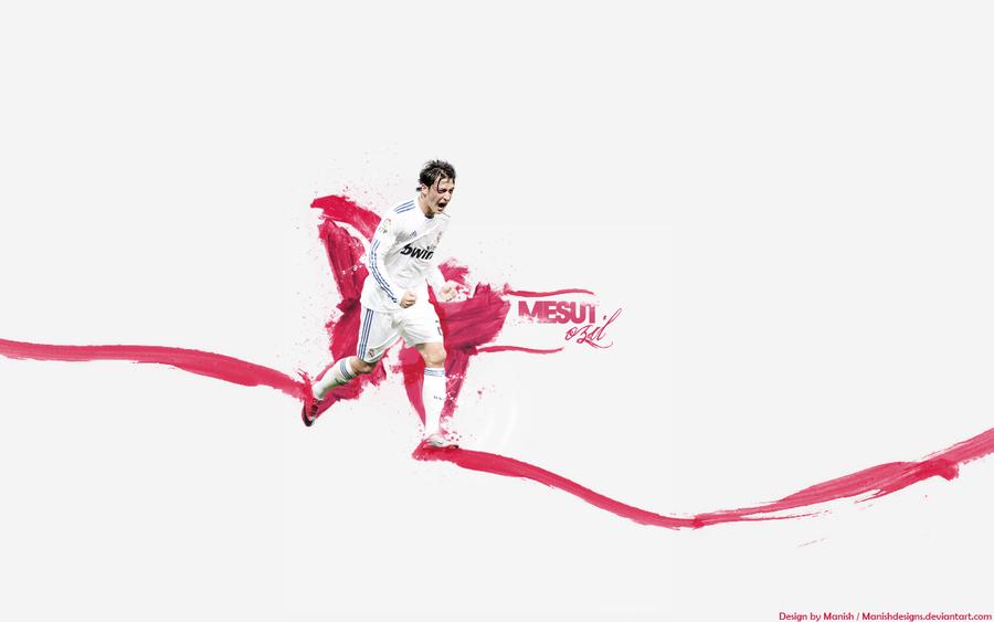 Wallpaper Free Picture: Mesut Ozil Wallpaper 2011