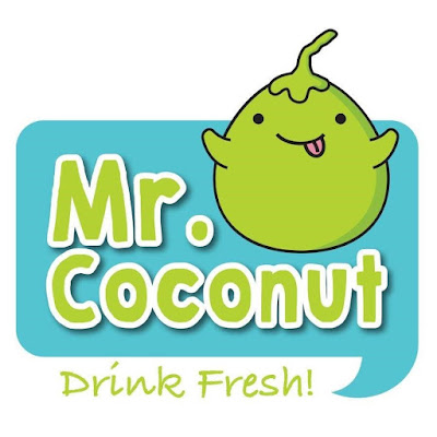Mr Coconut Singapore Logo