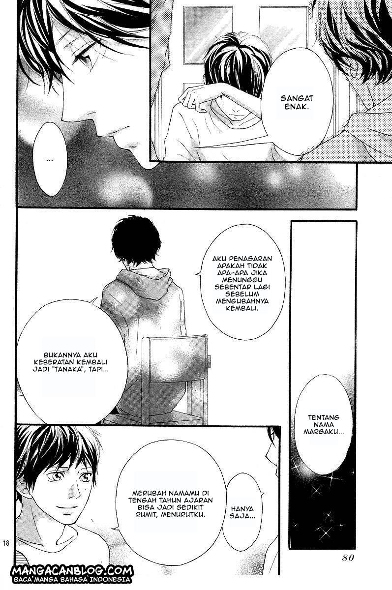 Ao Haru Ride Chapter 14-19