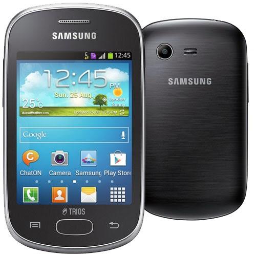 Samsung Galaxy Star Trios S5283 pictures