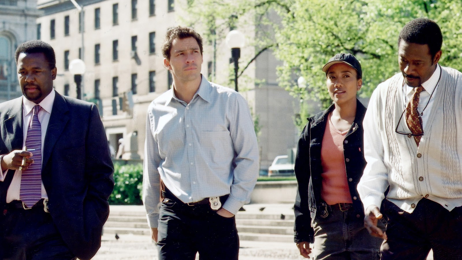 "10 años de ""The wire"""