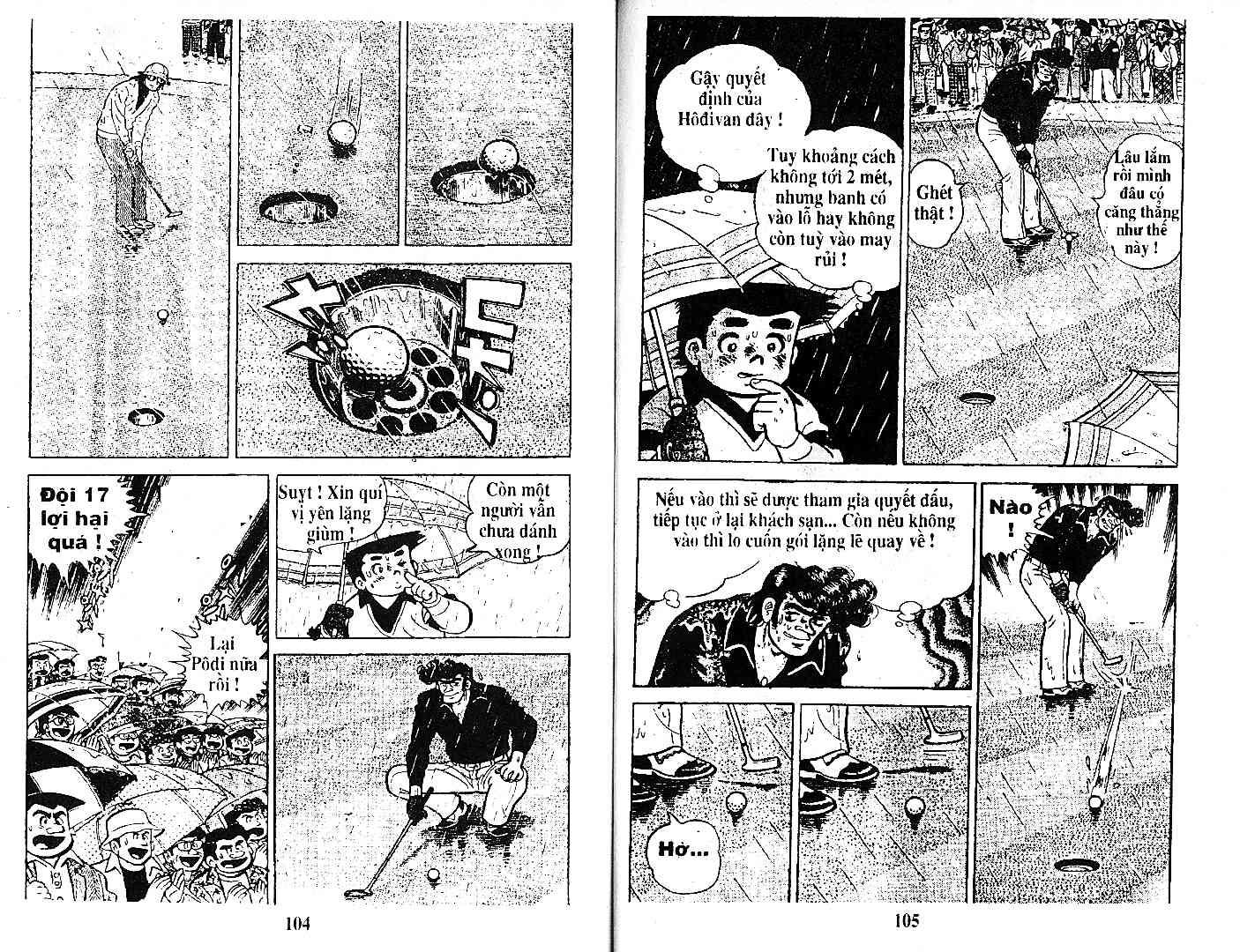 Ashita Tenki ni Naare chapter 27 trang 51