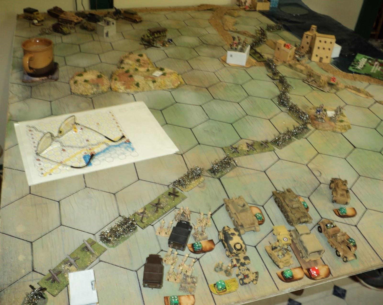WARS Fort Capuzzo kit 1//35