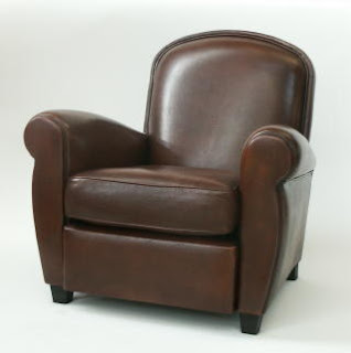 fauteuil club moka