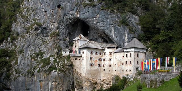 Predjama Castle,Predjama Castle,Predjama Castle di Slovenia,Predjama Castle, Predjama Castle,#Kastil Predjama ,#Predjama Castle, Kastil Predjama di Slovenia,