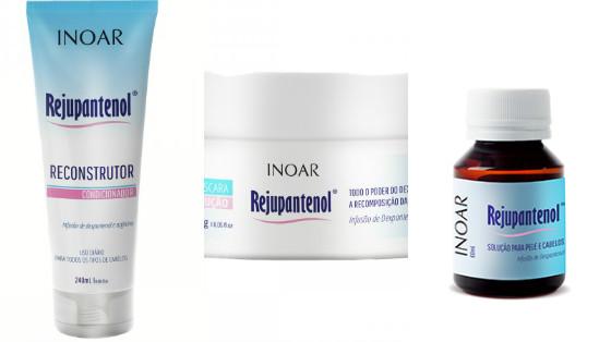 produtos rejupantenol inoar low poo
