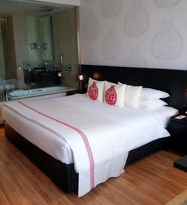 Deluxe Room in Vivanta By Taj Guwahati
