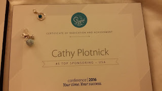 Cathy Plotnick, #5 Top Recruiter for Steeped Tea US
