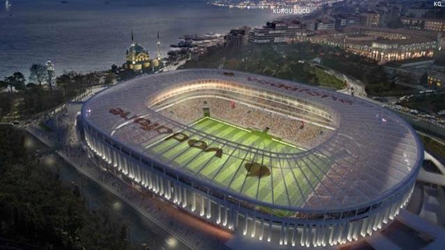 Türkiye'nin En Büyük Futbol Stadyumu - Vodafone Arena - Kurgu Gücü