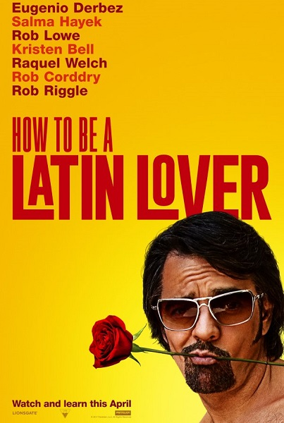 Film How to Be a Latin Lover 2017 Bioskop