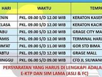 Jadwal SIM Keliling Cirebon Mei 2019