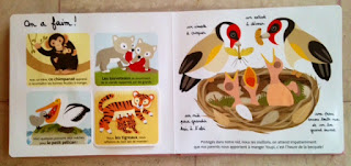 Mes bébés animaux - Editions MILAN - On a faim!