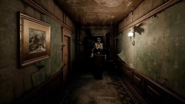 شاهد بالفيديو العرض الأول لطريقة اللعب من داخل لعبة الرعب The Conjuring House القادمة من فريق تطوير عربي ..