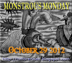 Badge Gallery:  Monstrous Mondays 10/2012