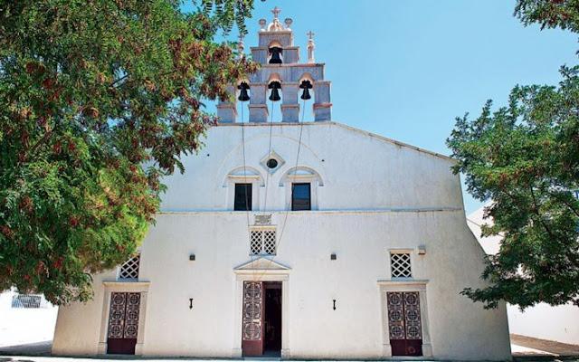 εκκλησάκι χωριό Απείρανθος
