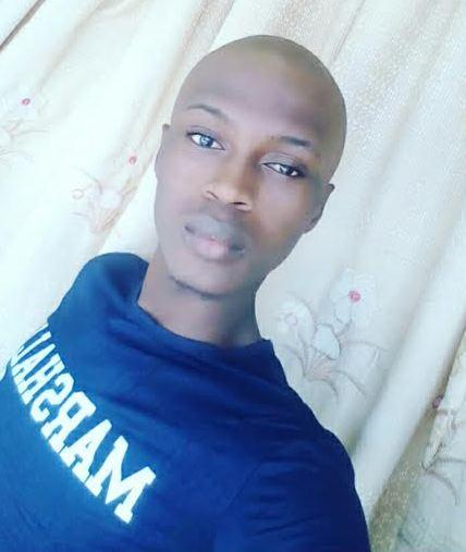 Uh-oh! LIB reader Onyx Godwin shaves his head (photos)