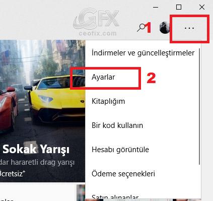 Mağaza Uygulaması-www.ceofix.com