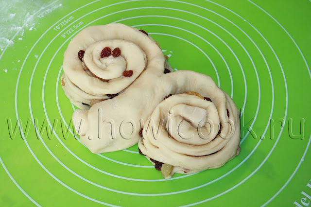 рецепт кулича-краффина с пошаговыми фото
