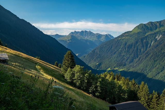E-Bike Rundtour Hochjoch - Alpe Innerkapell  Silvretta-Montafon 04