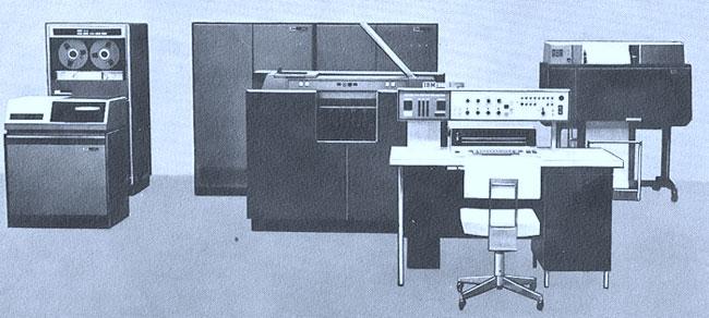 hayatta ilk defa IBM 1401