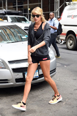 Taylor Swift in New York USA