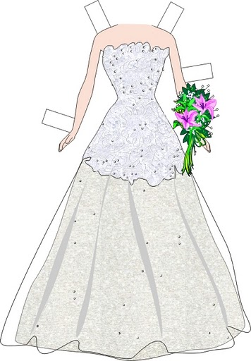 muneca barbie vestidos para recortar | imagenes y dibujos para imprimir