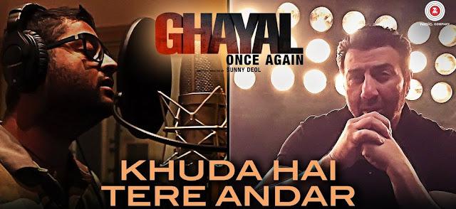 Khuda Hai Tere Andar - Ghayal Once Again (2016)