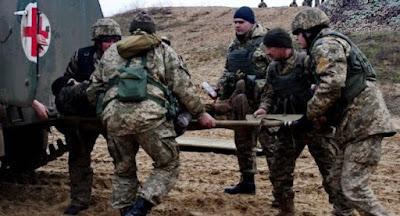 На Донбасі загинули ще 4 військовослужбовців