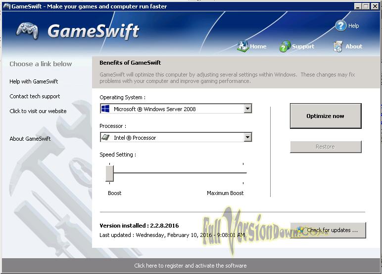 PgWare GameSwift Latest Full