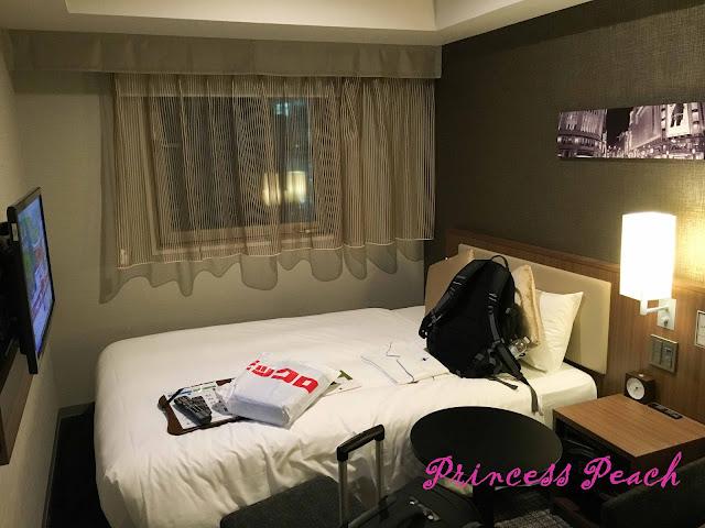 hotel-unizo-ginza-itchome-房間設備