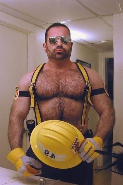 Sexy Fits Daddies and Hairy Hunks