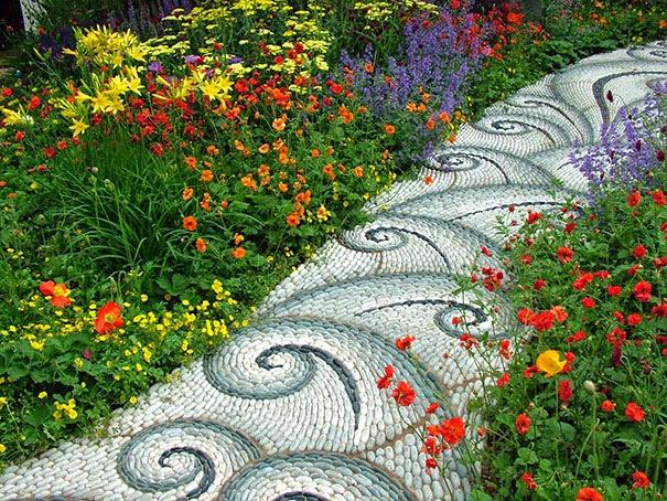 dekoracije vrta slike