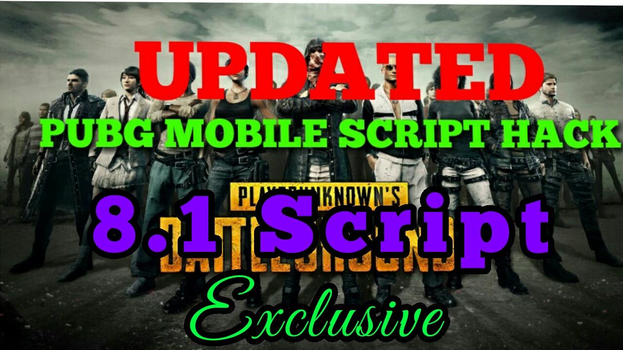 Pubg Mobile Lite Apk Download V0 5 1 Latest Version: NEW 0.8 PUBG SCRIPT🔥MOBILE HACK/TRICK 14-9-18