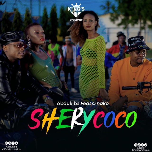 SHERY COCO Mp3 - Abdukiba ft G Nako Audio Download