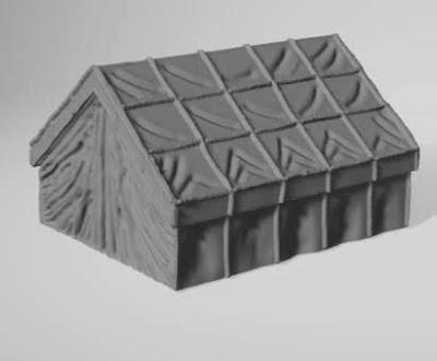 A legionaries tent ?
