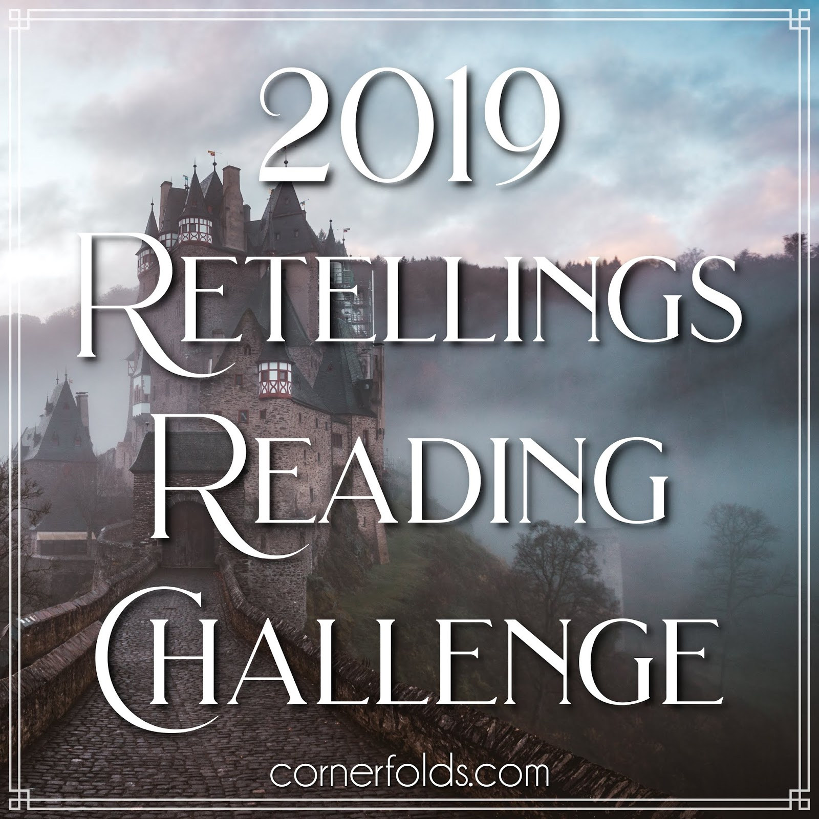 Retellings Reading Challenge