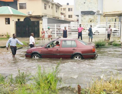 Blind Man, Three Others Drown In Delta Flood