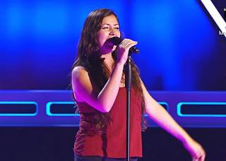 Cristina Saiz la voz