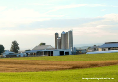 Beautiful Farms and Barns in the Hershey Area