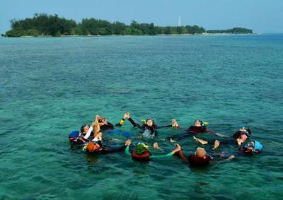 wisata pulau tidung terbaru