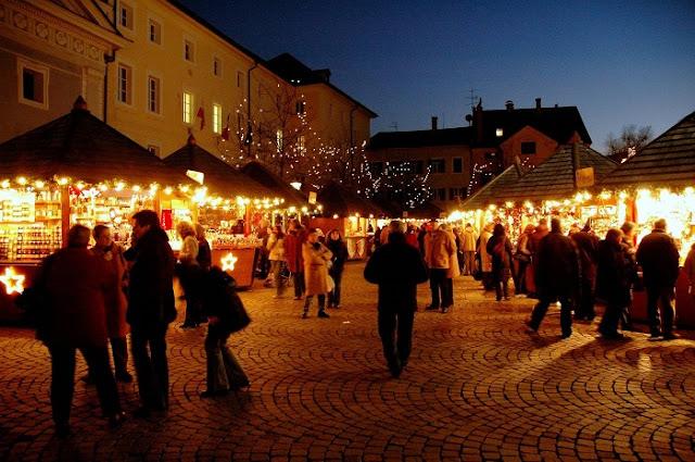 Mercados de Natal em Marselha
