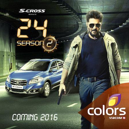 24 Hindi TV Show Download