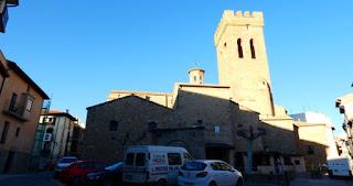 Sangüesa, Iglesia de Santiago el Mayor.