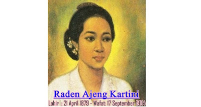 R.A.KARTINI: Tokoh Wanita yang Paling Inspiratif