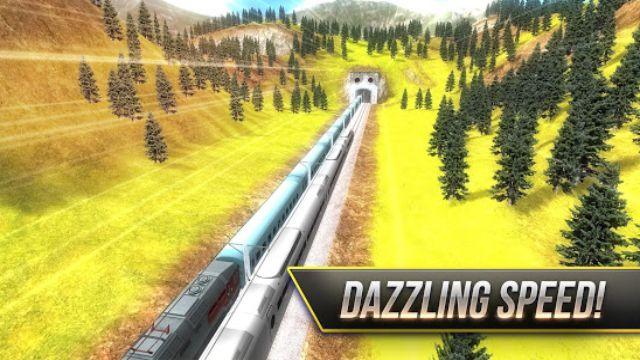 Game Android pengatur perjalanan kereta api terbaru