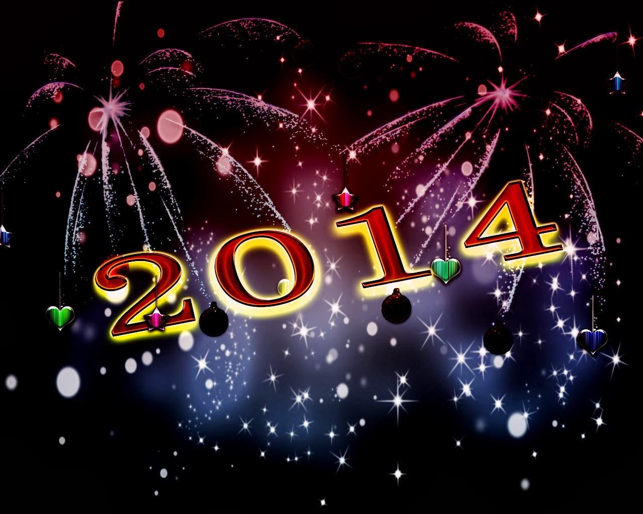 Fondos De Pantalla HD De Año Nuevo 2014